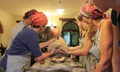 Esperienza in cucina con il pane