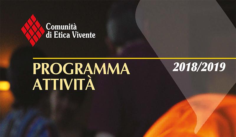Programma delle Attività 2018 - 2019