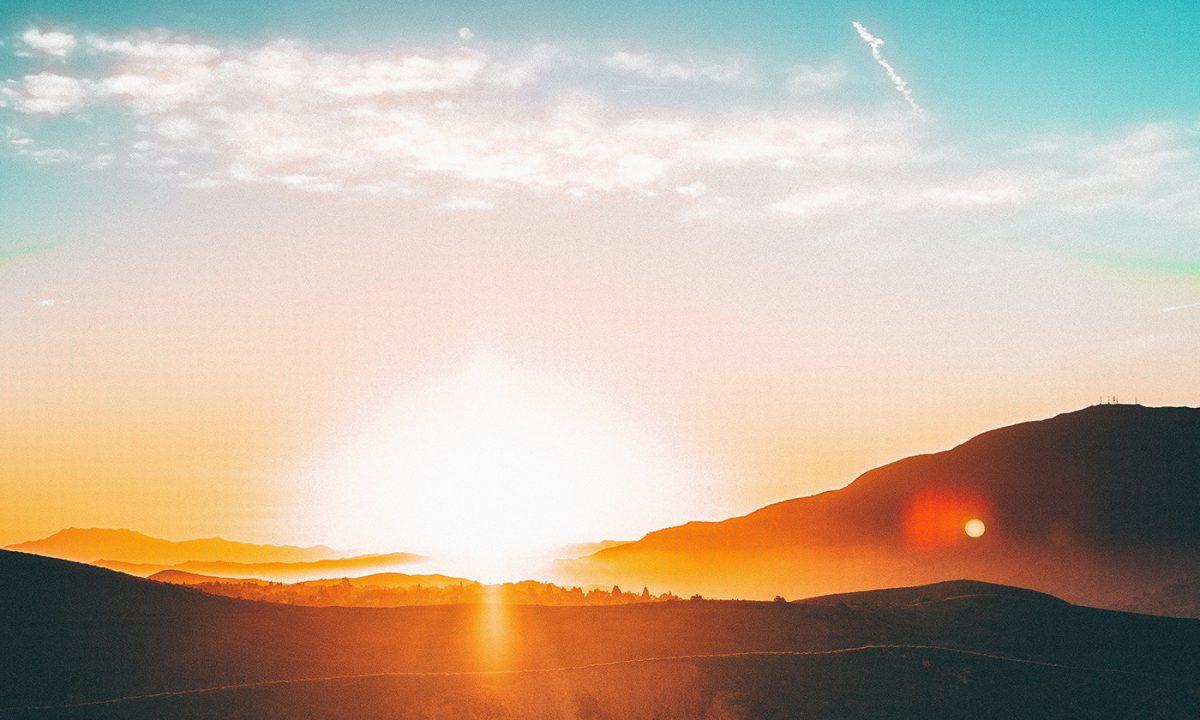 Sunrise Silent Minute