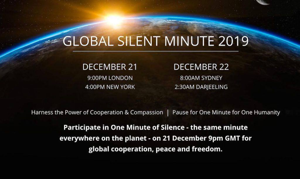 global-silent-minute