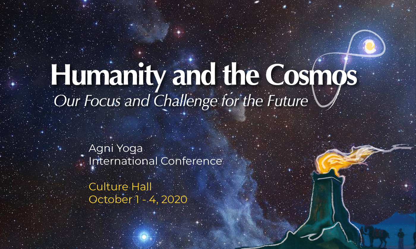 A new date for our Agni Yoga Conference - Comunità di Etica Vivente